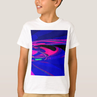 Re-Created Archangel Wing by Robert S. Lee T-Shirt