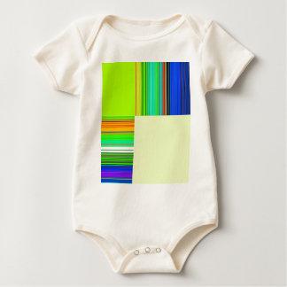 Re-Created + by Robert S. Lee Baby Bodysuit