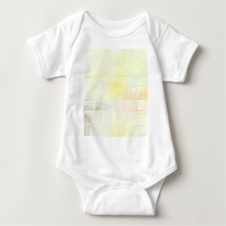 Re-Created Elements by Robert S. Lee Baby Bodysuit