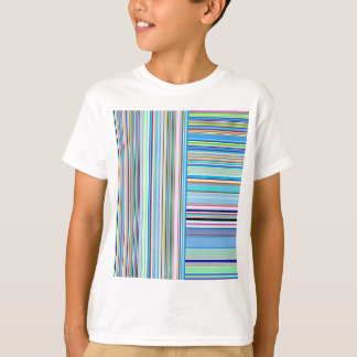 Re-Created Lines & Stripes by Robert S. Lee T-Shirt