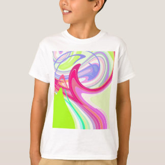 Re-Created Sour Candy by Robert S. Lee T-Shirt