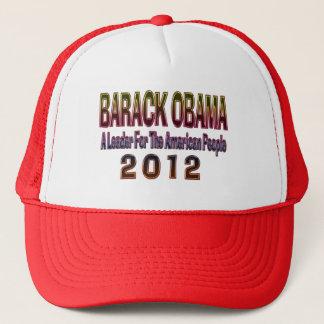 Re-elect Barack Obama 2012 Trucker Hat