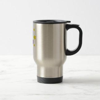 Reach For Stars Stainless Steel Travel Mug