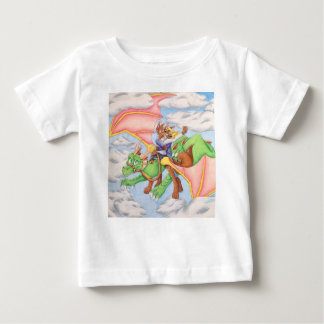 Reach for the Clouds Dragon T-shirt