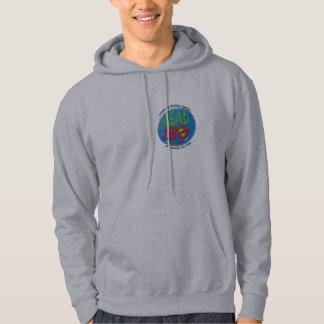 Read3Zero Adult Sweatshirt (Light Grey)