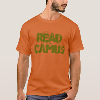 """Read Camus"" t-shirt"