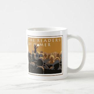 Readers of Homer Basic Mug
