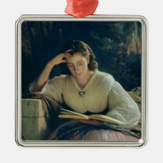 Reading , 1863 christmas ornament