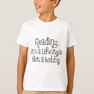 Reading, It's Lifestyle T-Shirt