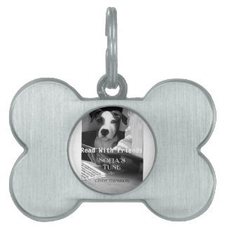 Reading With Your Dog Pet ID Tag