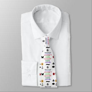 Ready to personalize Premium Tie