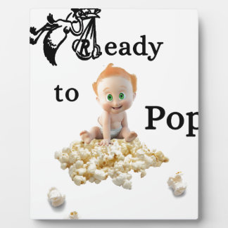 Ready to Pop Plaques