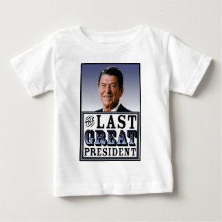 Reagan: The Last Great President Baby T-Shirt