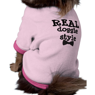 REAL DOGGIE STYLE - PET CLOTHING