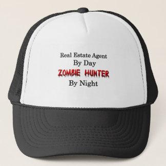 Real Estate Agent/Zombie Hunter Trucker Hat