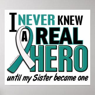 Real Hero 2 Sister Cervical Cancer Poster