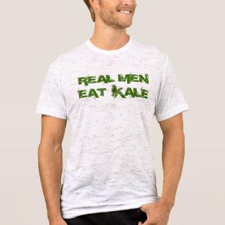 REAL MEN EAT KALE T-Shirt