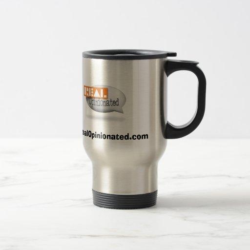 Real Opinionated Mug
