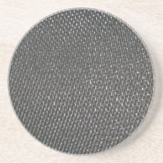 Real RAW Carbon Fiber Textured Coaster