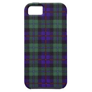 Real Scottish tartan - Campbell of Cawdor iPhone 5 Case