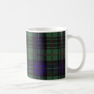 Real Scottish tartan - Stewart Hunting Mugs