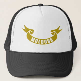 real-tape-moldova trucker hat
