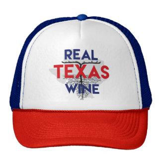 Real Texas Wine Trucker Hat