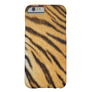Real Tiger Fur Stripes iPhone 6 case Barely There iPhone 6 Case
