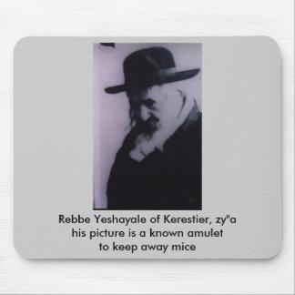Reb Yeshayale Mousepad