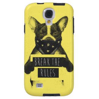 Rebel dog (yellow) galaxy s4 case