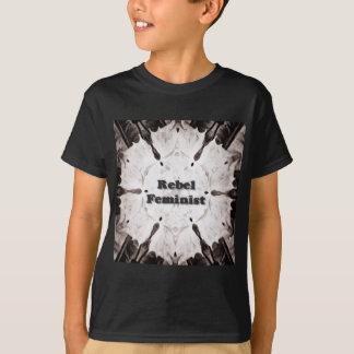 Rebel Feminist T-Shirt