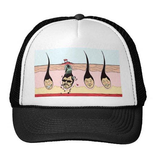 Rebel Skin Mesh Hat