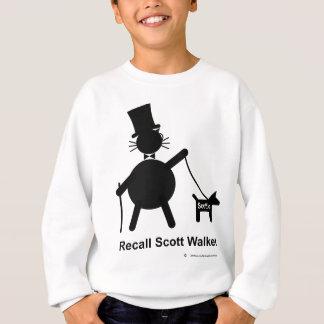 Recall Scott Walker Sweatshirt