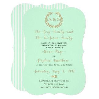 Reception Guy Wedding v1 Card