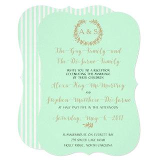 Reception Guy Wedding v4 Card