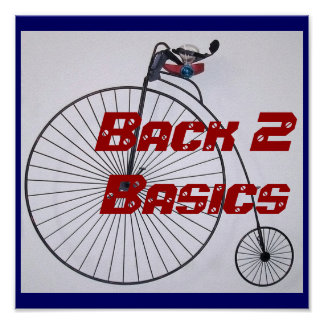 Recession Proof:  Back 2 Basics Poster