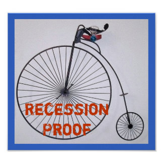 Recession Proof, Poster