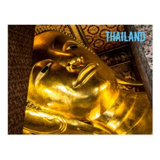 Reclining Buddha of Wat Pho Postcard