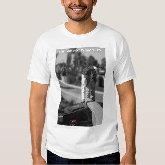 Recollection: Viet Nam War Memorial  T-shirt