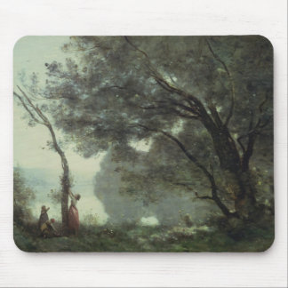 Recollections of Mortefontaine, 1864 Mouse Pad