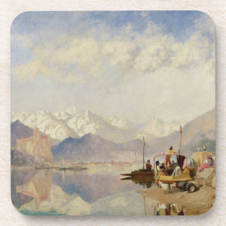 Recollections of the Lago Maggiore, Market Day at Coaster