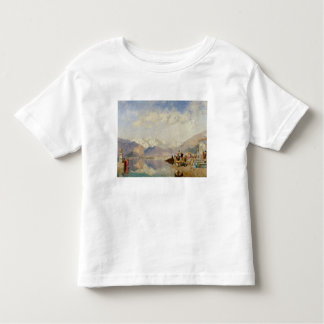 Recollections of the Lago Maggiore, Market Day at Tee Shirt