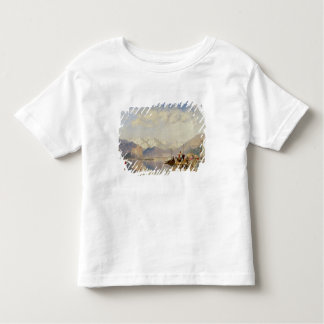 Recollections of the Lago Maggiore, Market Day at Tshirt