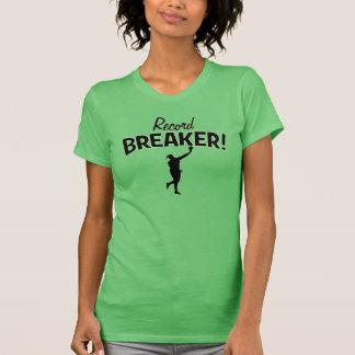 Record Breaker! Shot Put Throw T-Shirt