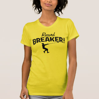 Record Breaker! Track and Field Hammer Throw Shirt