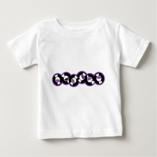 Record Row Purple Baby T-Shirt