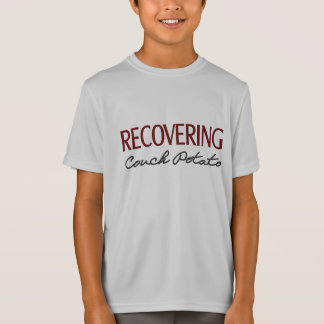 Recovering Couch Potato - Funny Workout Shirts