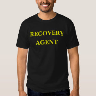 RECOVERY  AGENT - Customized T-shirt