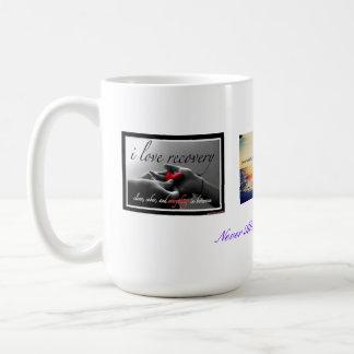 Recovery and Gratitude Coffee Mug