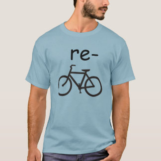 Recycle Bicycle Funny T-Shirt